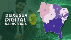 Região Nordeste - Deixe sua Digital na História